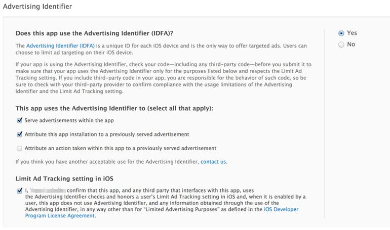 Apple rolls out new Ad Identifier rules for app developers - Jason O'Grady