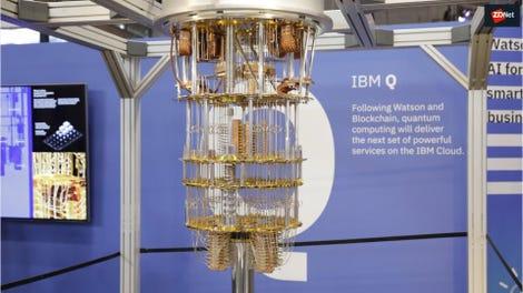 IBM Q Quantum computer
