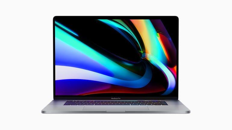 Apple MacBook Pro (16-inch, 2019)