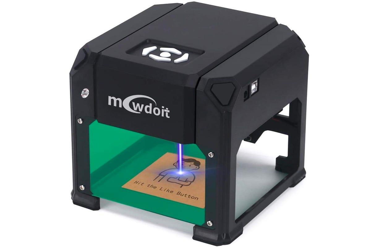 Mcwdoit 3000 mW Engraving Machine