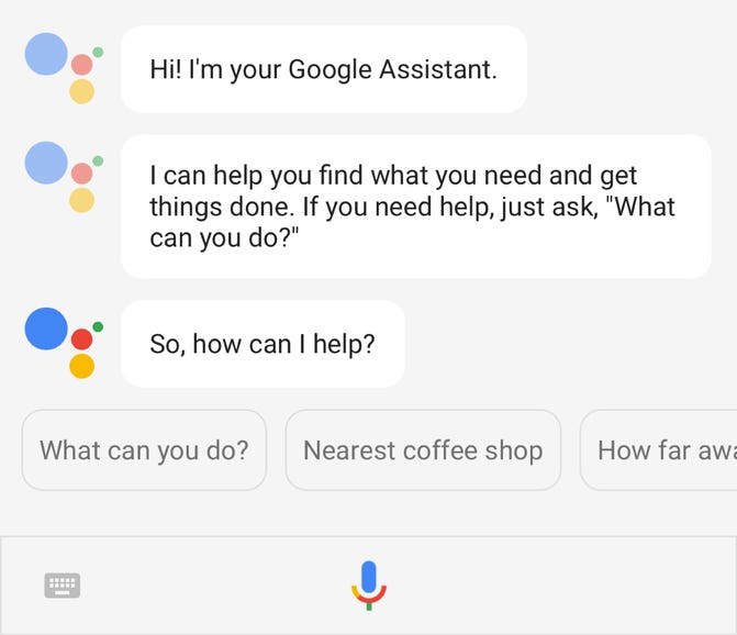 Google Assistant is now available for iOS