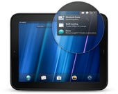 HP TouchPad notifications