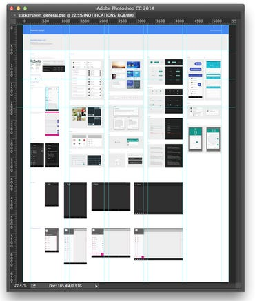 android material design5