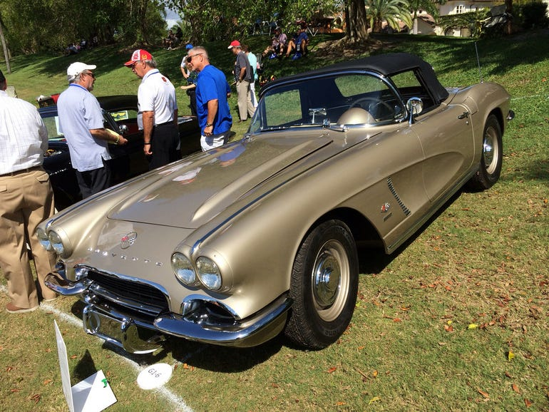 Early 1960s Chevy Corvette
