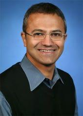 Microsoft's Search & Ad Platform Chief Satya Nadella