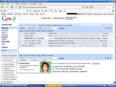 Gmail Google Talk