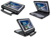 Panasonic's hybrid Toughbook CF-20 reflects a growing PC market trend