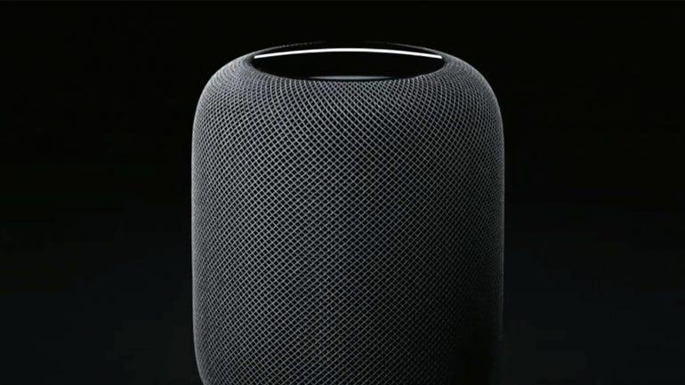 Apple HomePod firmware 'leak'