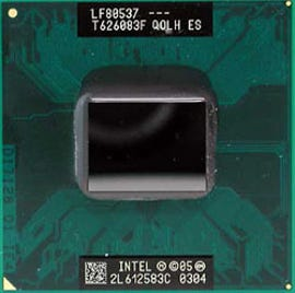 Intel Core 2 Duo T7600