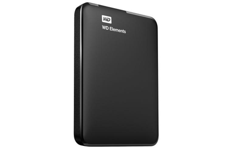 WD Elements portable hard drive