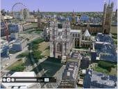 Royal wedding route graces 3D Google map