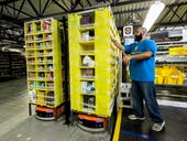Amazon shows off new robot-powered fulfillment center