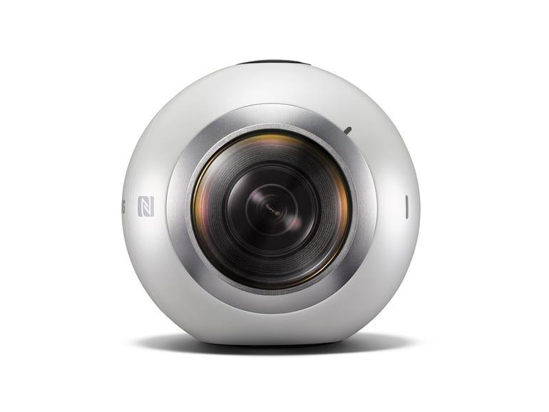 Meet the Samsung Gear 360