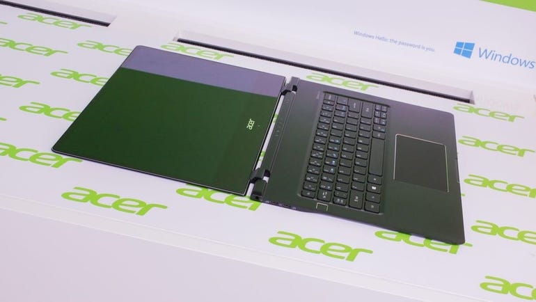 Acer's Swift 7 goes premium and thin