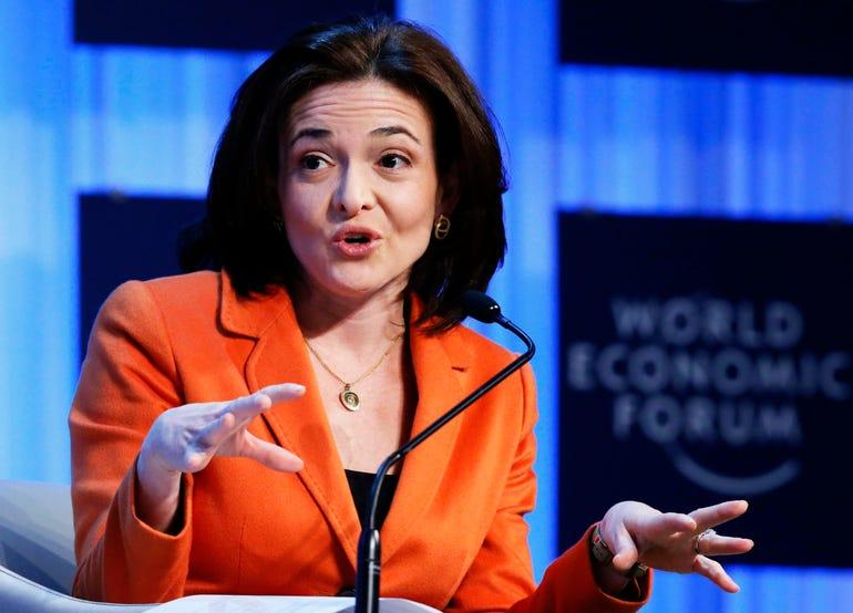 Sheryl Sandberg (@sherylsandberg)