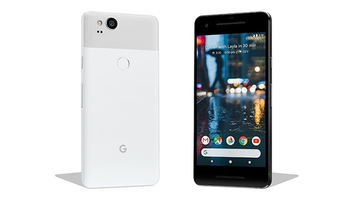 Google Pixel 2 Review No Frills But A Great Camera And Fast Android Updates Review Zdnet