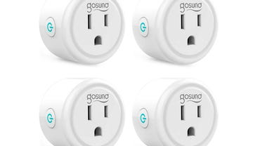 Gosund Smart Plug, 4-pack