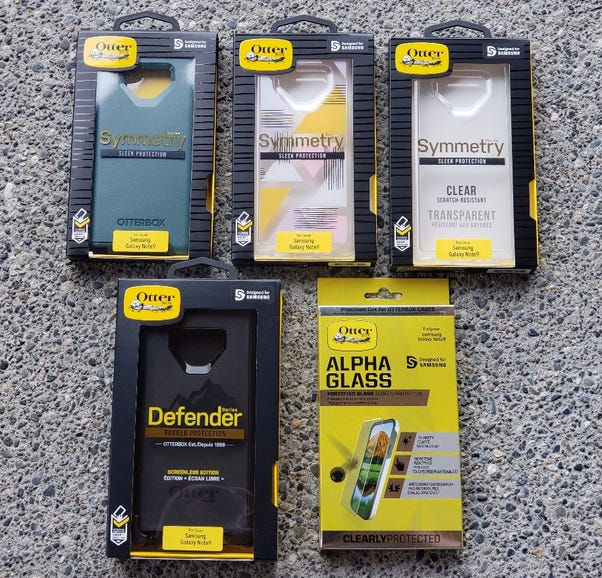 OtterBox Note 9 collection