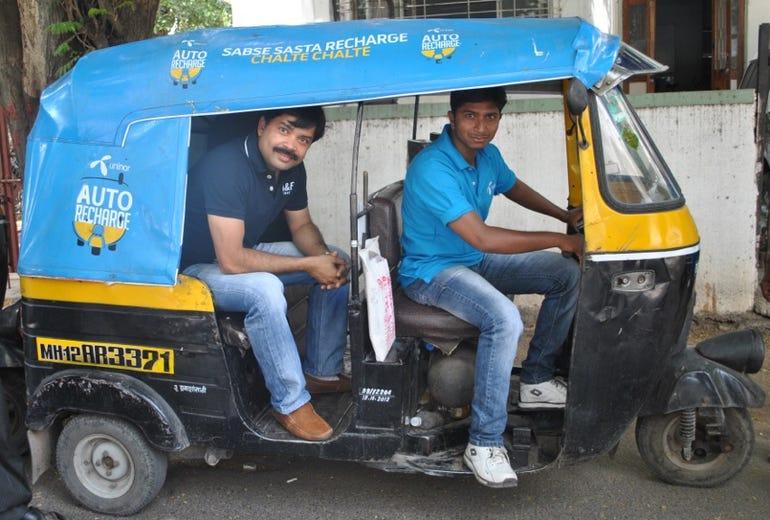 autorickshaw uninor