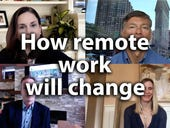 Here's what remote work might look like as economies reopen