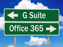 Microsoft 365 vs Google Workspace: Which productivity suite is best for your business?