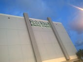 RoboVault: Self-storage for the rich and famous