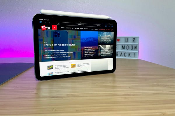 Apple iPad Mini (6th Gen): Unmatched portability and power