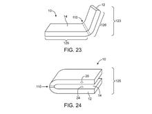 ​Apple patents phone where bending is a feature, not a flaw