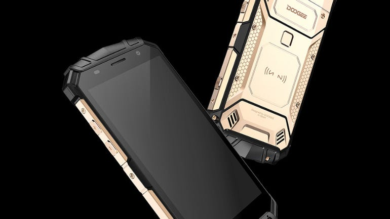 Doogee S60 waterproof smartphone Tough enough for your active lifestyle ZDNet