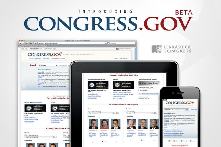 Introducing Congress.gov