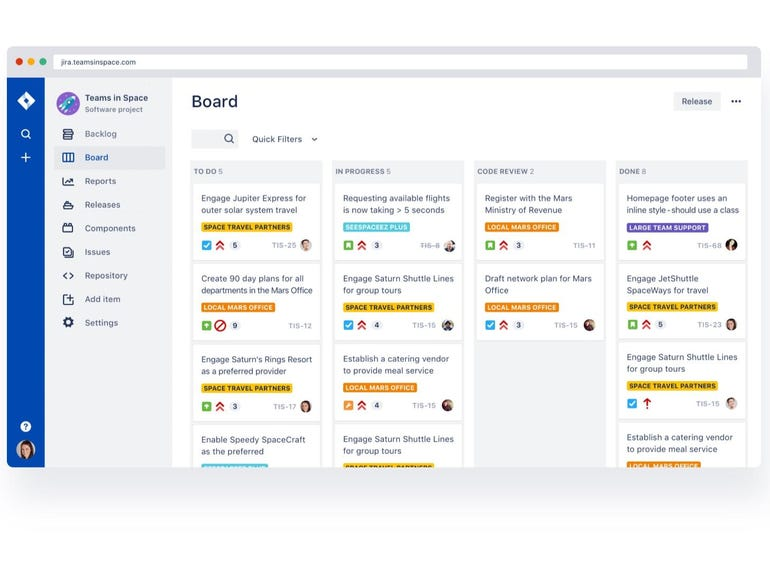 Atlassian acquires Chartio, plans to add data visualization to Jira | ZDNet