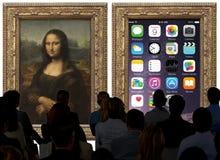 Art object or enterprise tablet?