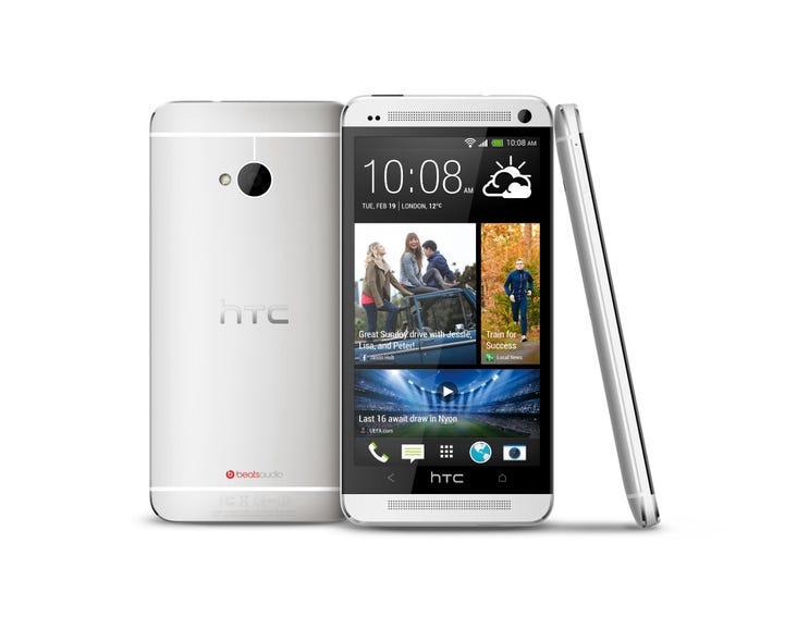 2013: HTC One M7