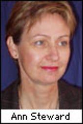 Ann Steward, Federal CIO