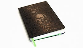 Evernote Smart Notebook by Moleskine combines high tech with traditional notes