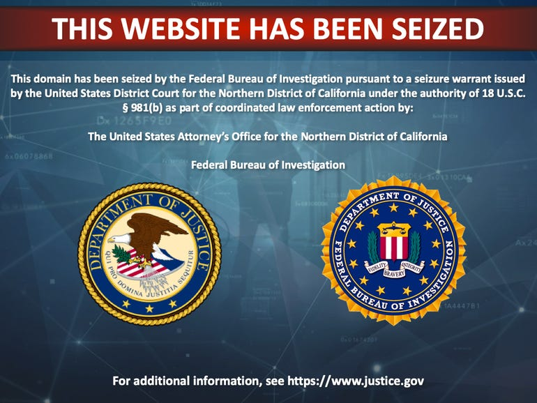 US seizes another crop of Iranian propaganda domains masked as news outlets | ZDNet