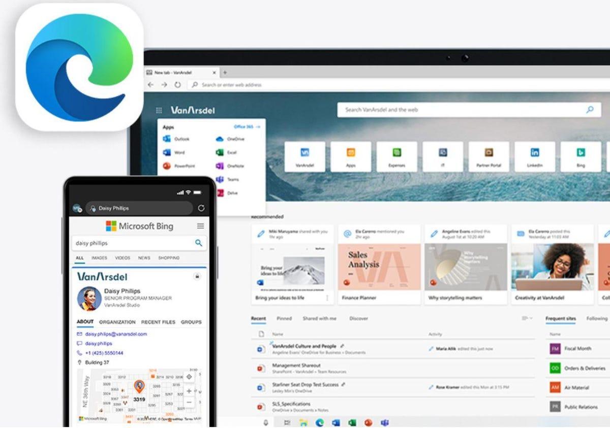 Edge90: Microsoft lance le mode Enfants et simplifie la navigation dans l'historique