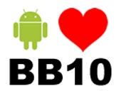 Android developers are going to love BlackBerry 10