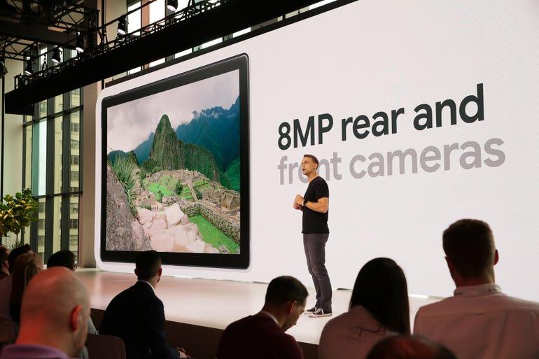 Pixel Slate: It has cameras too!