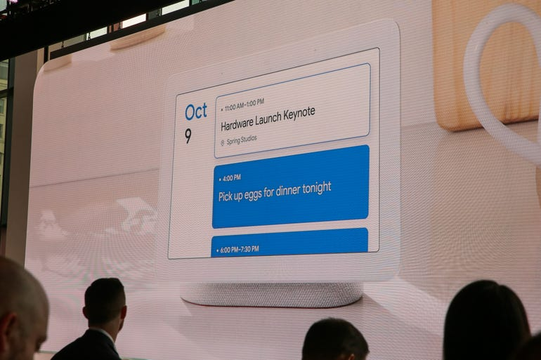 Home Hub: A new Google Assistant device
