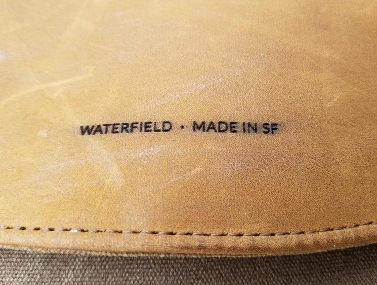WaterField branding