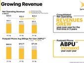 Sprint delivers mixed Q4 but narrows losses