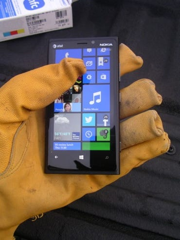 First impressions of the Nokia Lumia 920 Windows Phone 8 smartphone