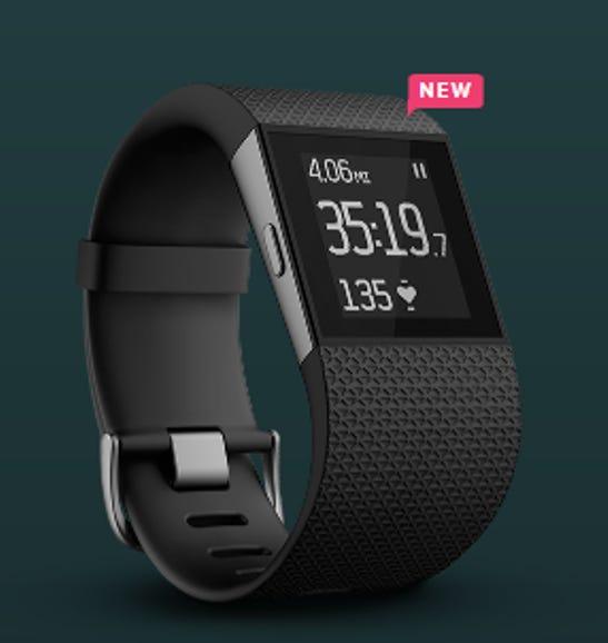 Shareable fitness data