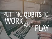 Putting qubits to work and play