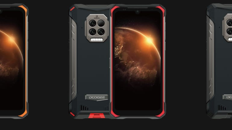 Doogee S86 Pro rugged phone review large screen, decent camera, and excellent battery life zdnet