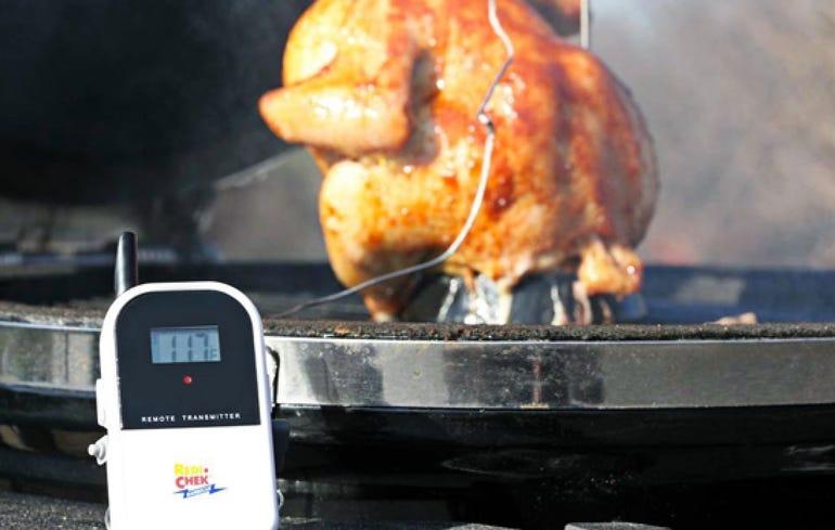 Maverick remote Bbq Smoker thermometer