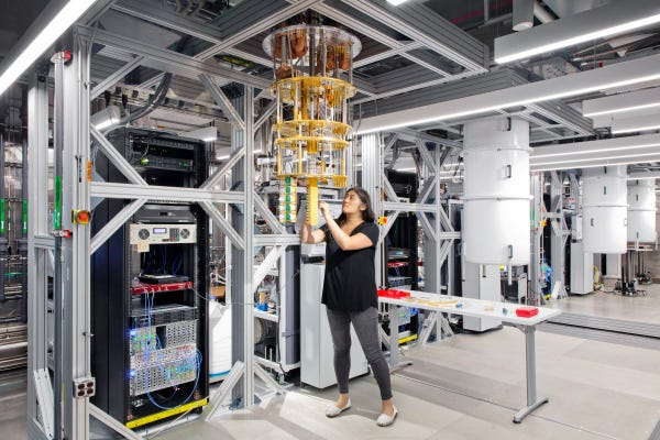 Everything you need to know about the strange world of quantum computers
