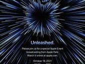 Apple announces Oct. 18 'Unleashed' event. MacBooks and AirPods likely on tap