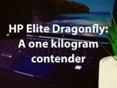 HP Elite Dragonfly: A one kilogram contender